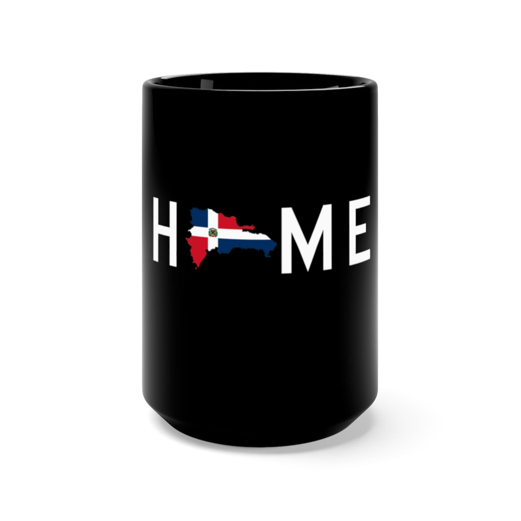 Home is Dominican Republic Mug 15oz - HeritageHill