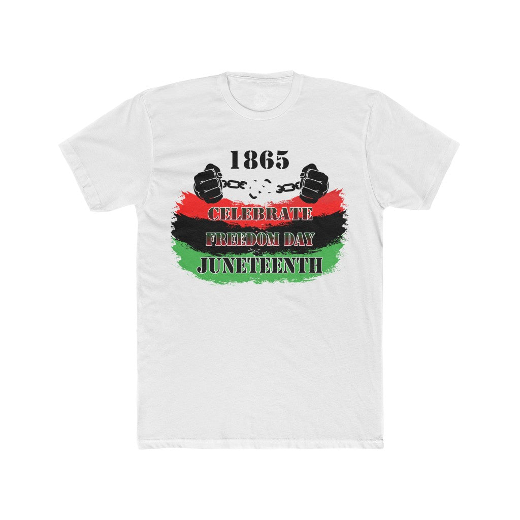 Juneteenth RGB Freedom Day T-shirt - HeritageHill