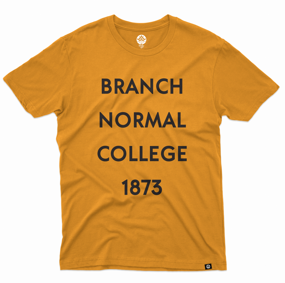 Branch Normal College 1873 Vintage T-Shirt - HeritageHill
