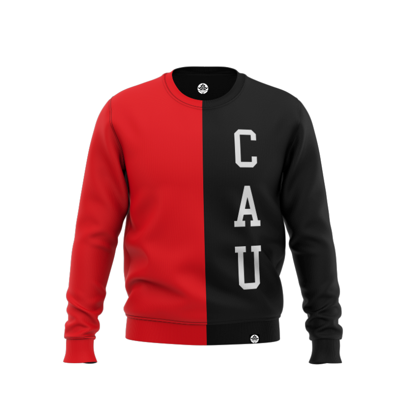 Clark Atlanta University [CAU] Vert Color Block - HeritageHill