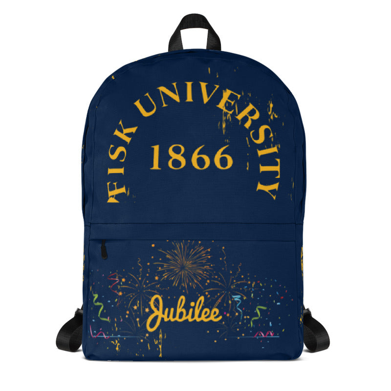 Fisk University Designer Backpack - HeritageHill