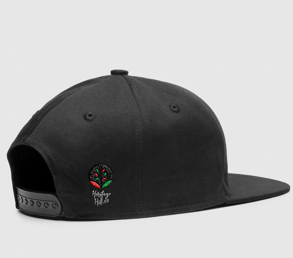 Withrow BLK PWR Snapback - HeritageHill