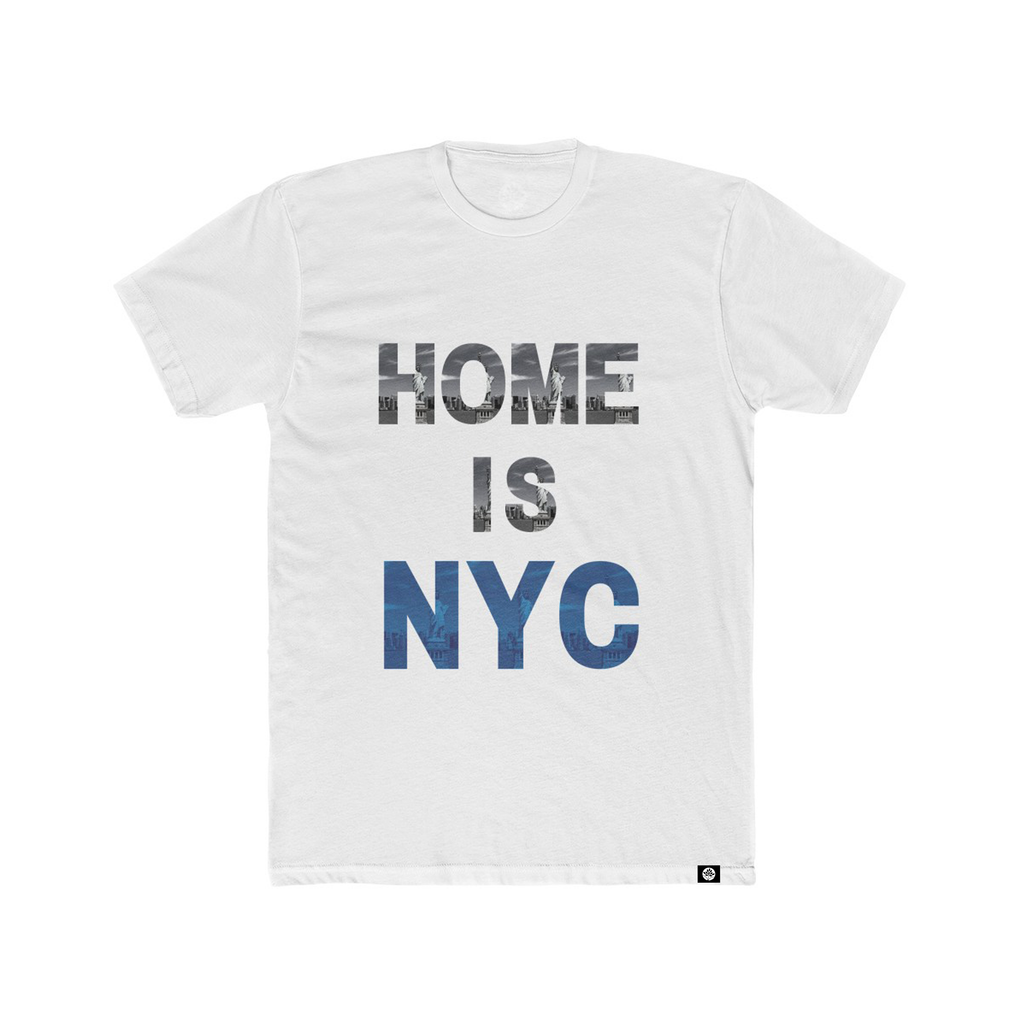 HOME is NYC T-Shirt - HeritageHill