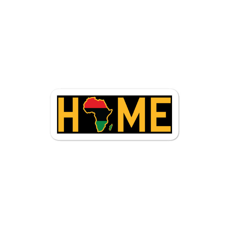 Home x Africa Sticker - HeritageHill