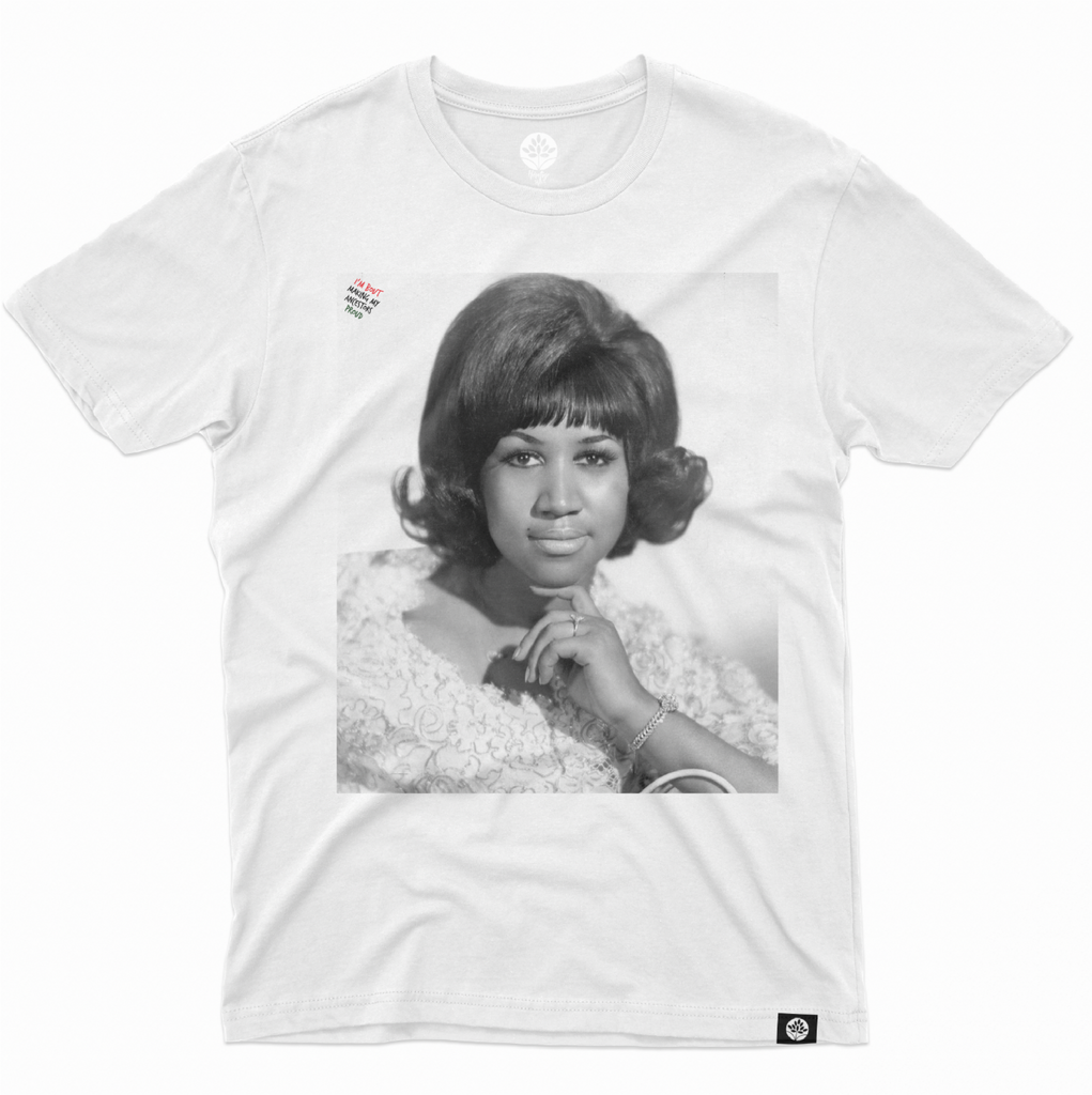 The Queen of Soul T-Shirt - HeritageHill