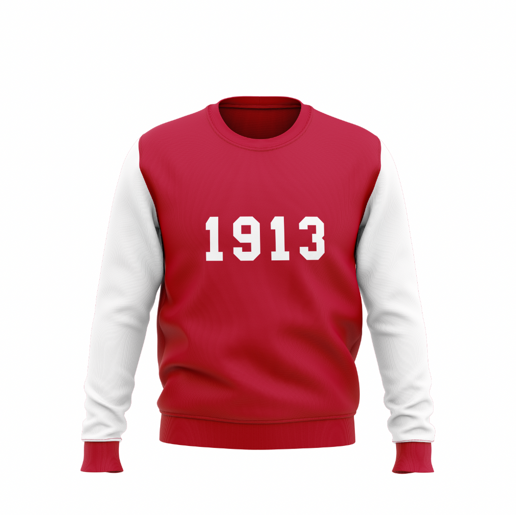 1913 Vintage Color Block Sweatshirt - HeritageHill
