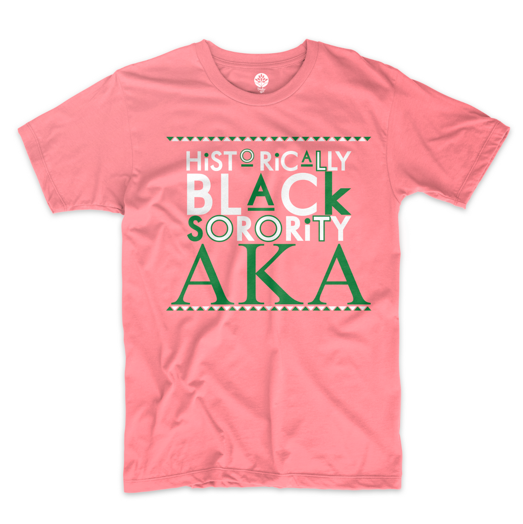 Historically Black Sorority Alpha Kappa Alpha - HeritageHill