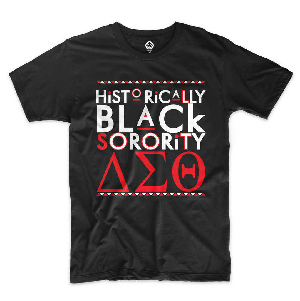 Historically Black Sorority Delta Sigma Theta - HeritageHill