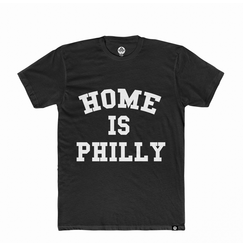 Home is Philly T-Shirt - HeritageHill