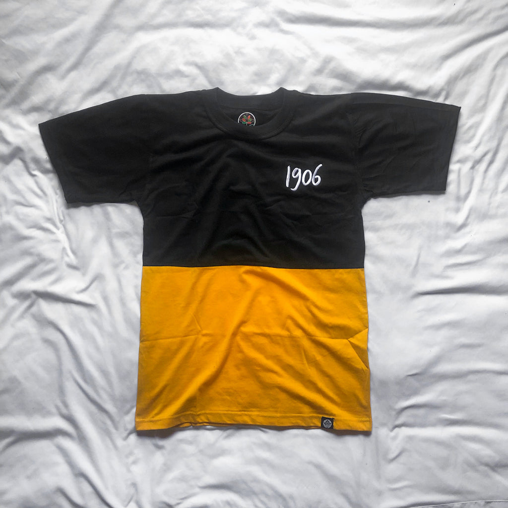 Vintage Color Block 1906 T-Shirt - HeritageHill