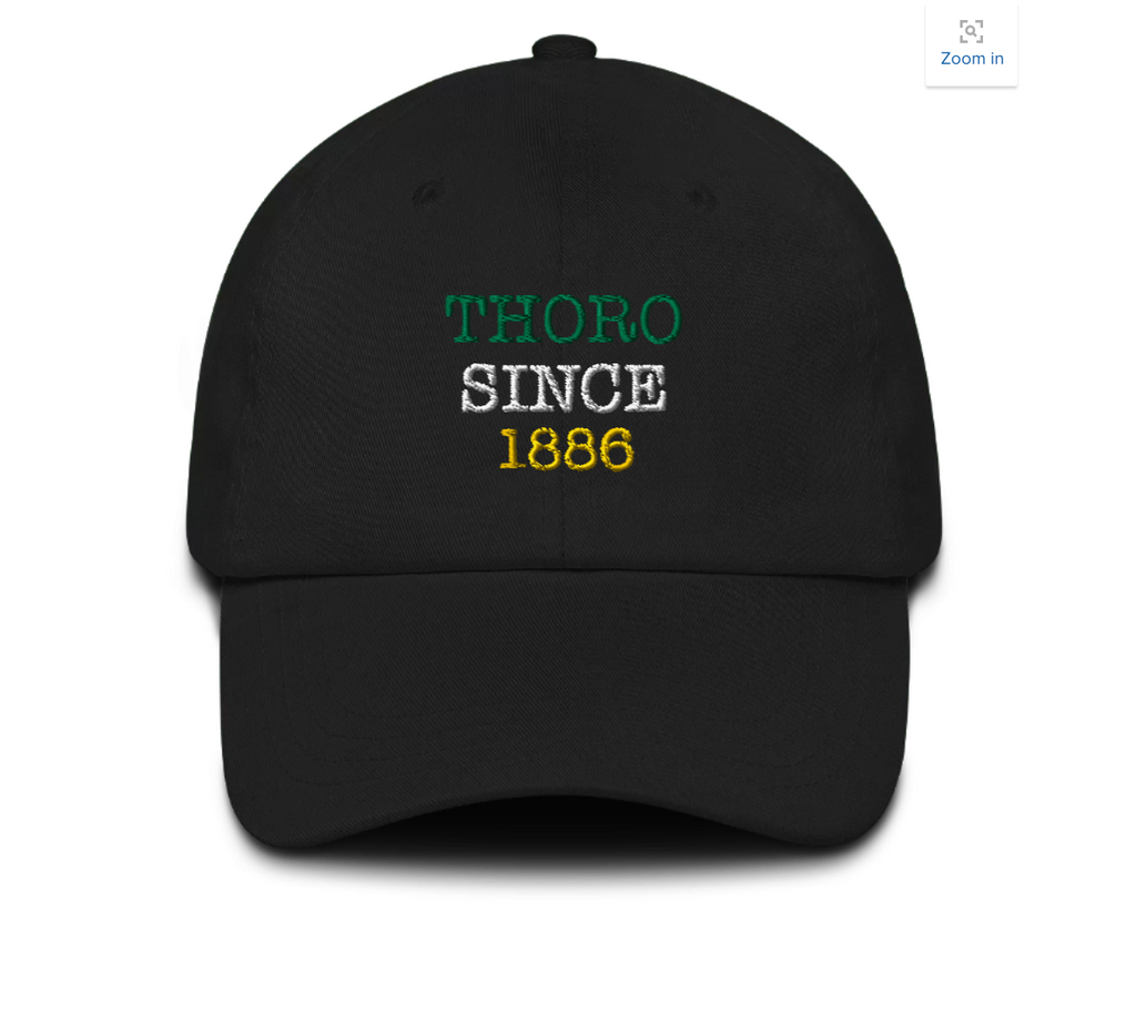 Thorobred Since 1886 Dad Hat - HeritageHill