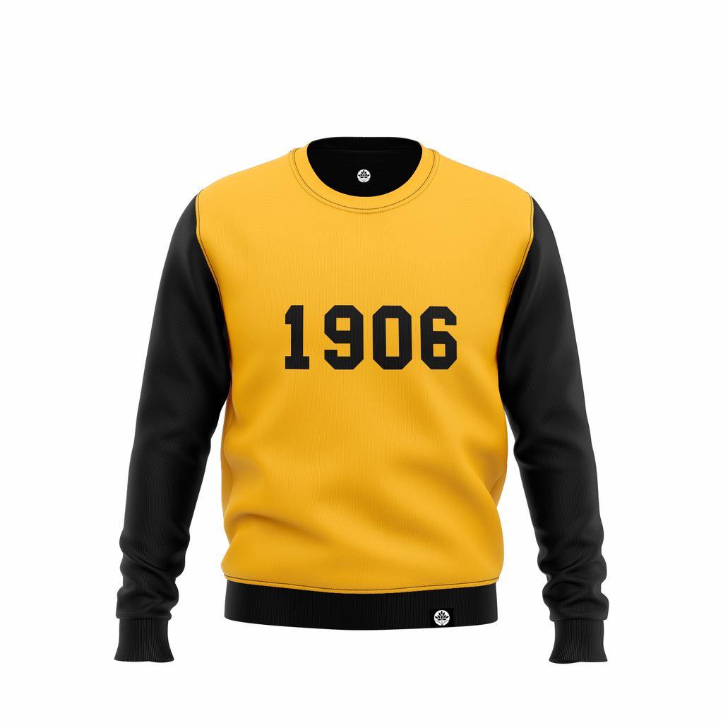 1906 Vintage Color Block Sweatshirt - HeritageHill