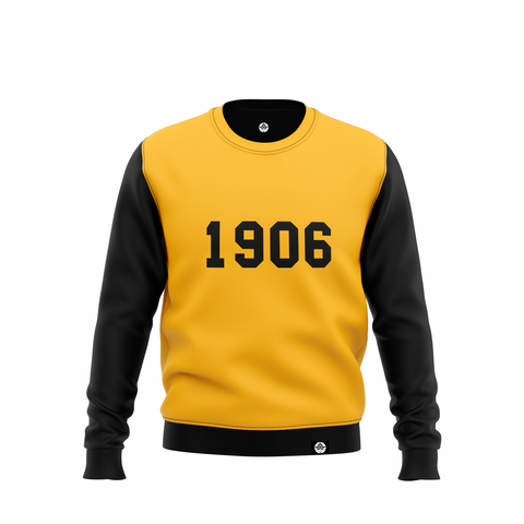 1906 Vintage Color Block Sweatshirt
