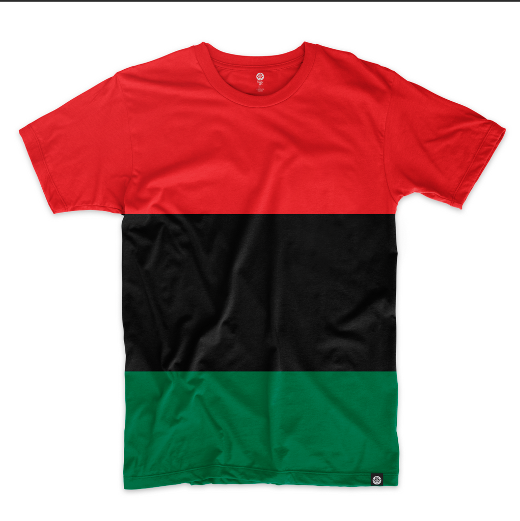 Heritage Hill Vintage Pan African T Shirt - HeritageHill
