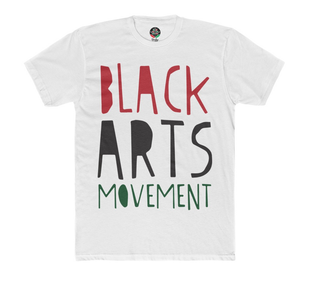 Black Arts Movement T Shirt - HeritageHill