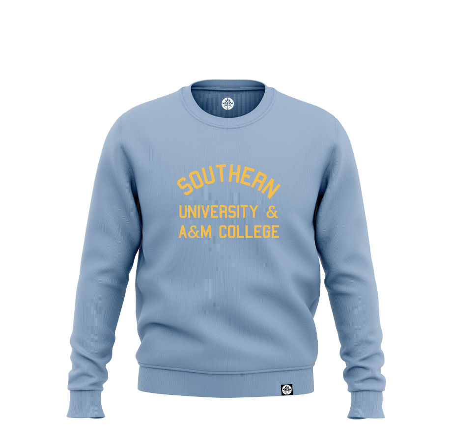 Southern University and A&M College Vintage Sweatshirt - HeritageHill