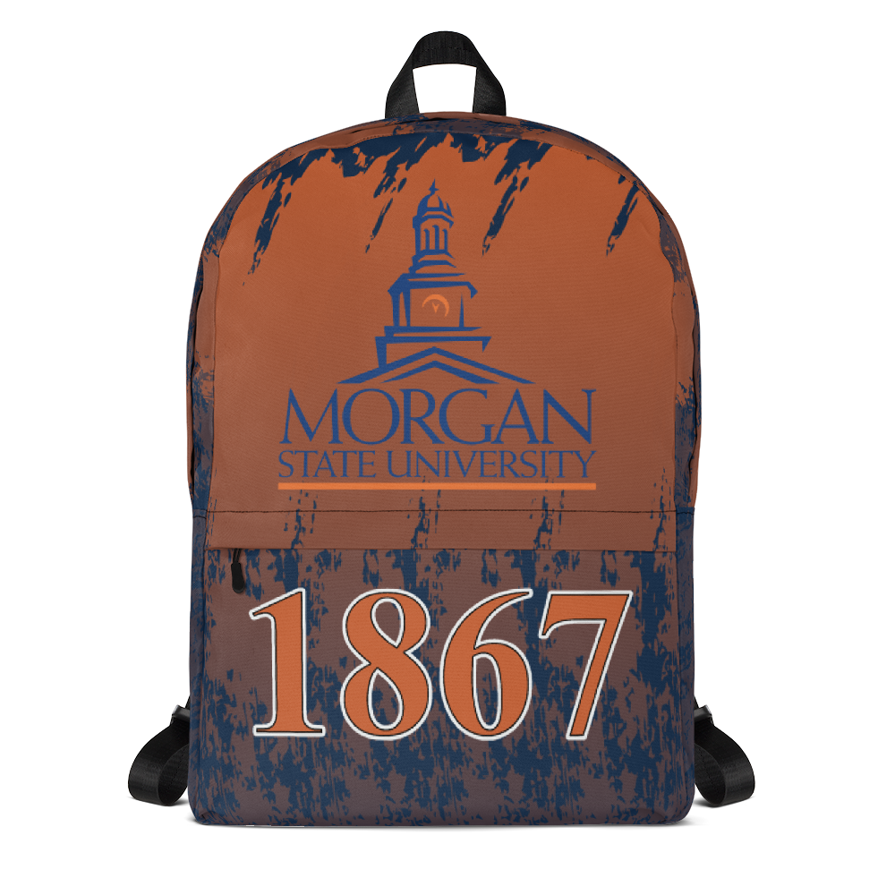 Morgan State University Backpack - HeritageHill