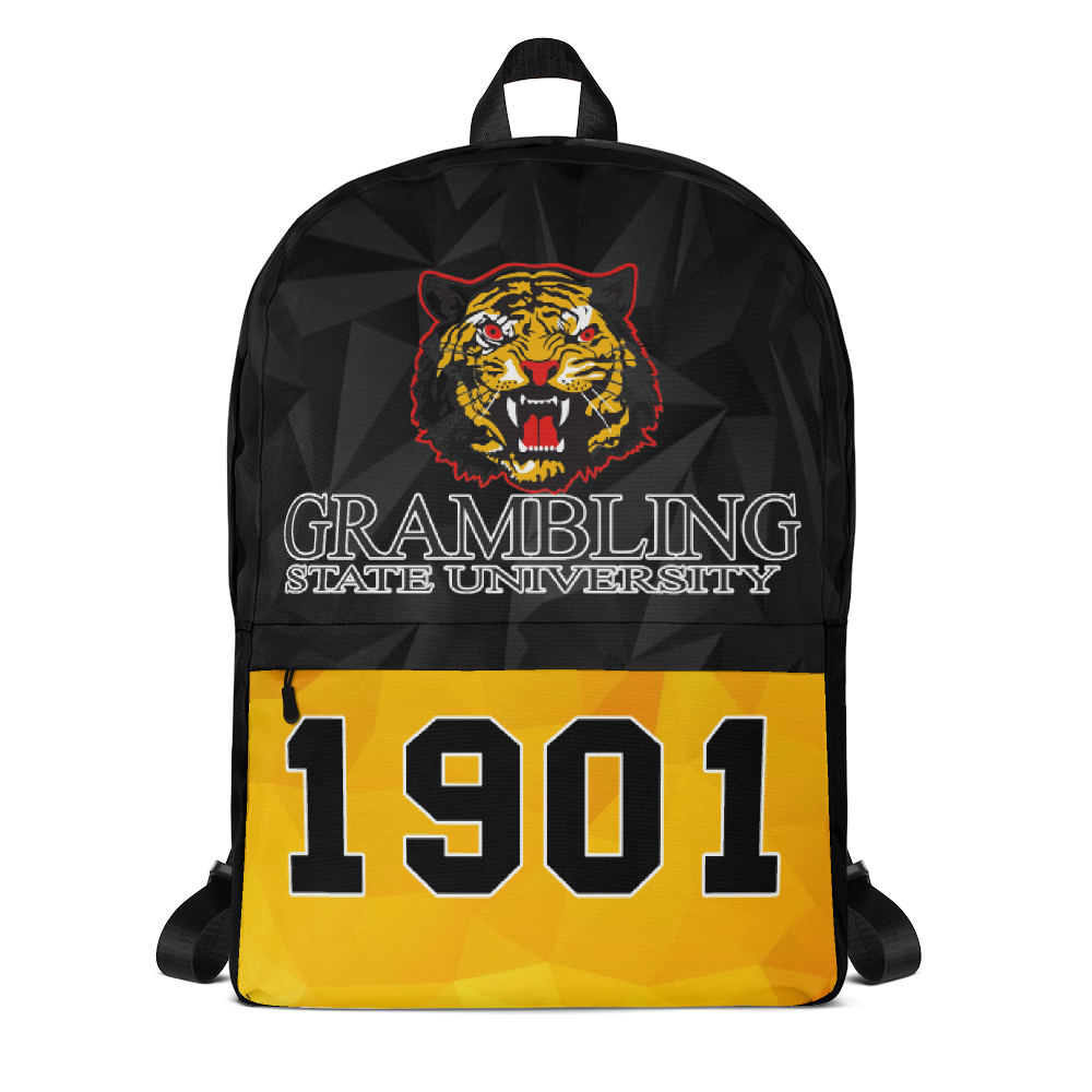 Grambling State University Backpack - HeritageHill