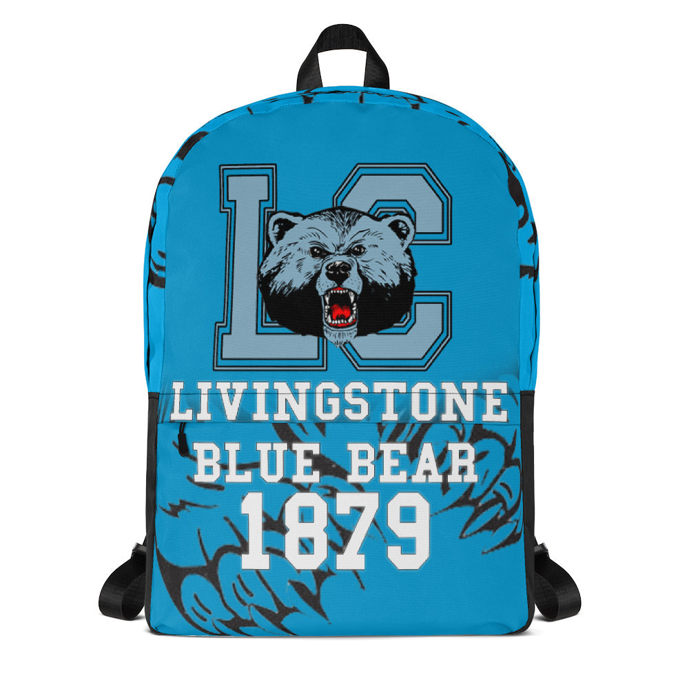 Livingstone College Backpack - HeritageHill