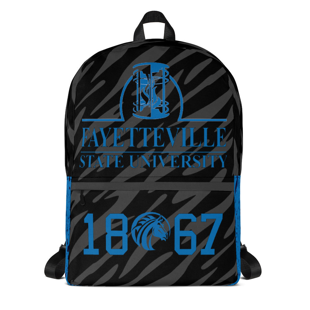 Fayetteville State University Backpack - HeritageHill