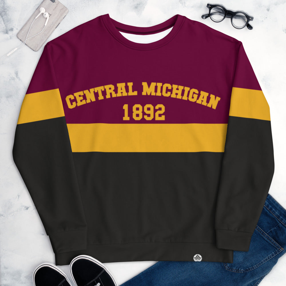 Central Michigan University Sweatshirt - HeritageHill