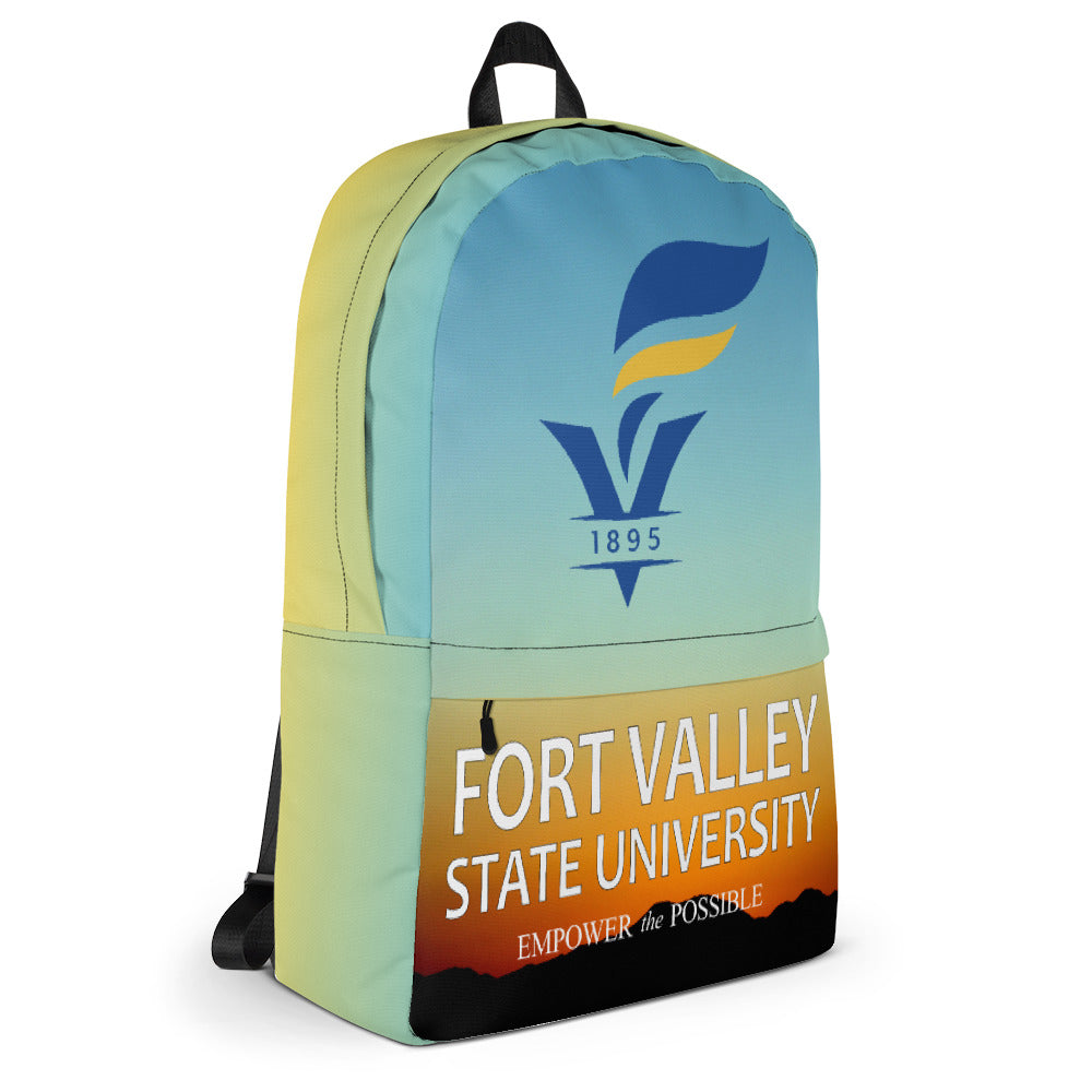 Fort Valley State University Backpack - HeritageHill