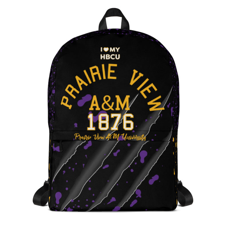 Prairie View A&M University Backpack - HeritageHill