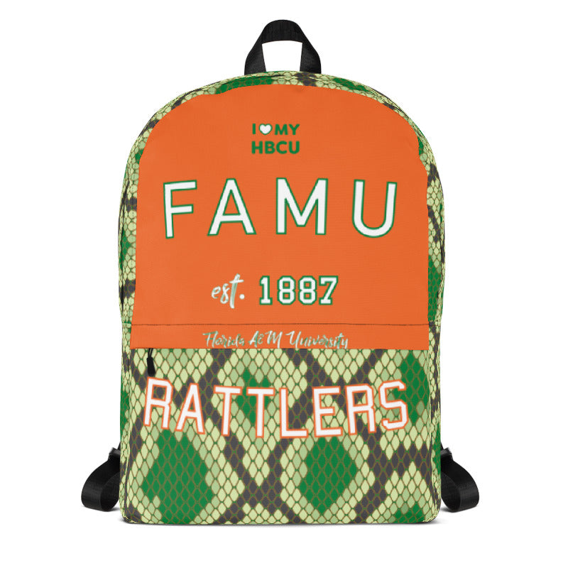 Florida A&M University (FAMU) Backpack - HeritageHill