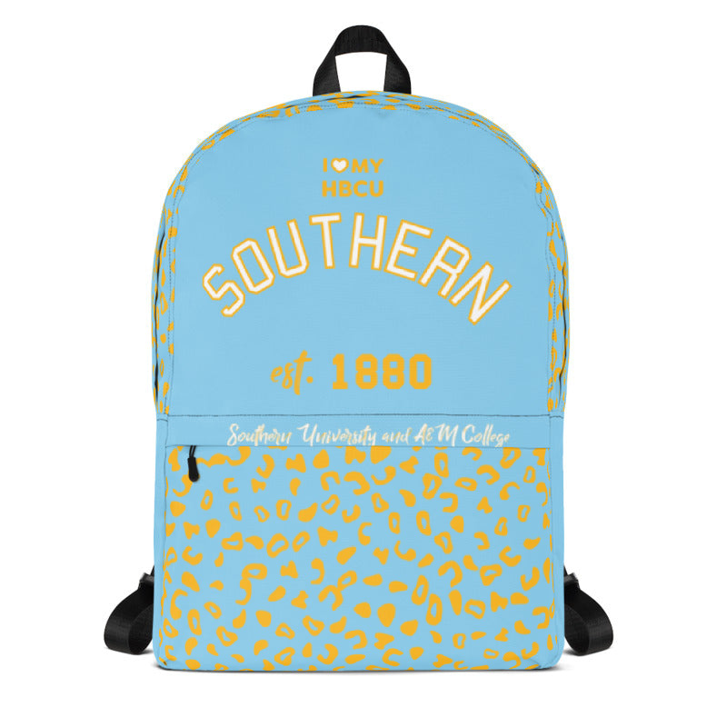 Southern University and A&M College Backpack - HeritageHill