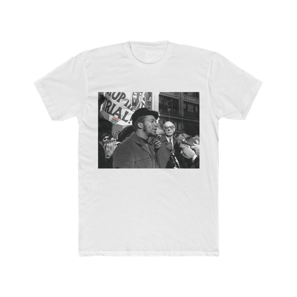 Fred Hampton T-Shirt, The rising star of the Black Panther Party - HeritageHill