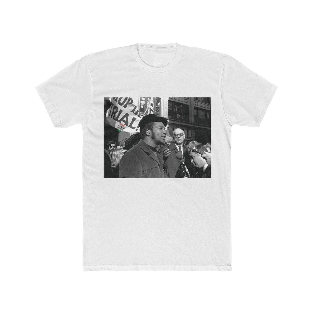 Fred Hampton T-Shirt, The rising star of the Black Panther Party v2 - HeritageHill
