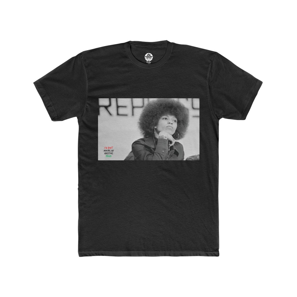 Radical Icon Angela Davis T Shirt - HeritageHill