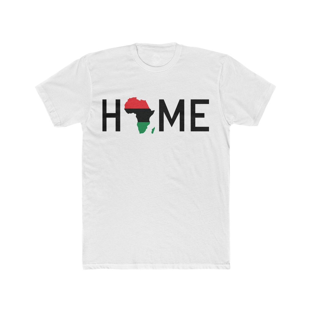 HOME x Africa White T-Shirt