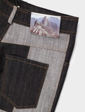 "Load the image in the gallery,""Patchwork"" Pants"