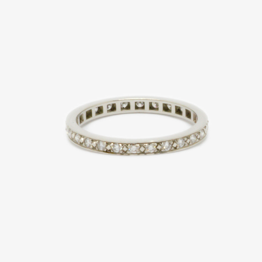 0.33 Carat Diamond Full Eternity Ring
