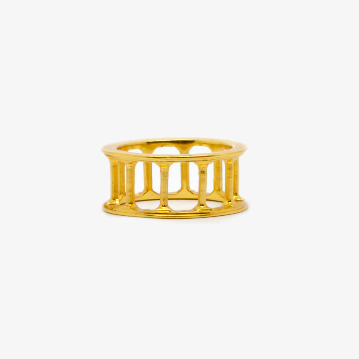 Jordans Jewellers Bill Skinner range temple ring