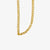 Jordans Jewellers pre-owned 9ct yellow gold 16 inch curb chain