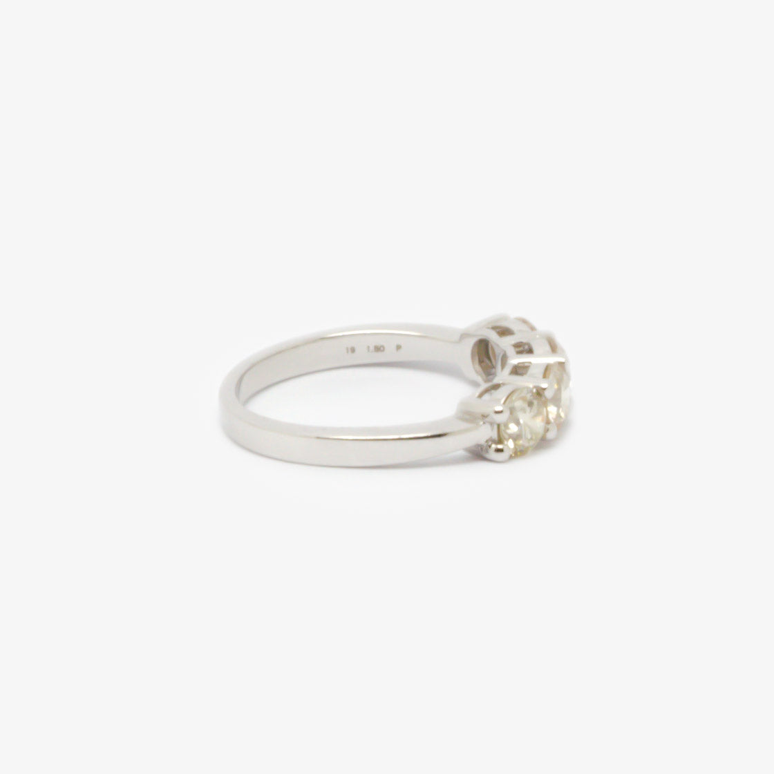 Four Stone Diamond Ring