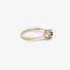 Jordans Jewellers 9ct gold diamond and sapphire ring - Alternate shot 1 - Alternate shot 2