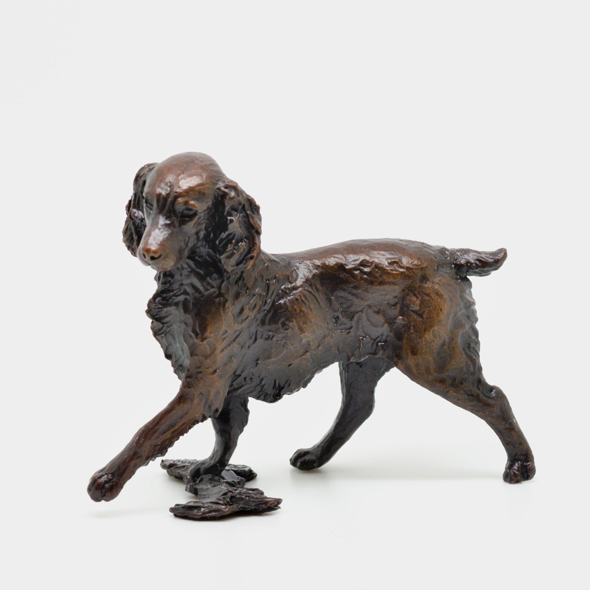 Bronze Small Springer Spaniel - Jordans Jewellers