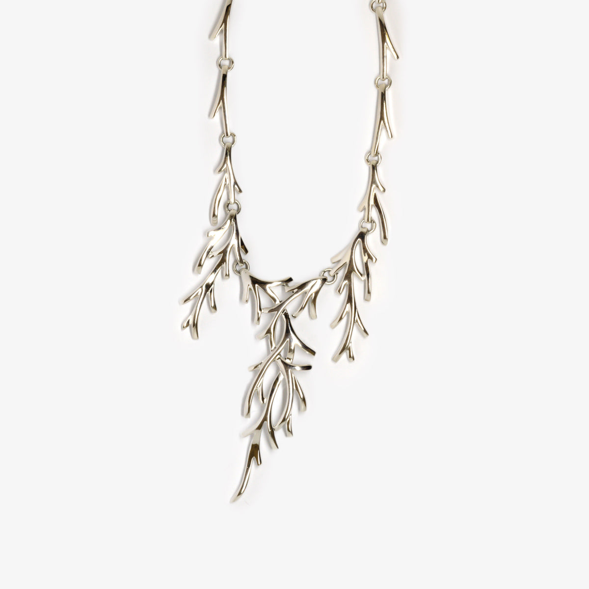 Twig Drop Necklace