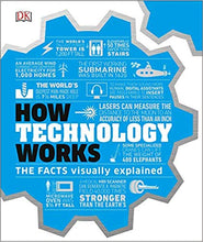 Charger l'image dans la galerie, How Technology Works: The Facts Visually Explained (How Things Work)