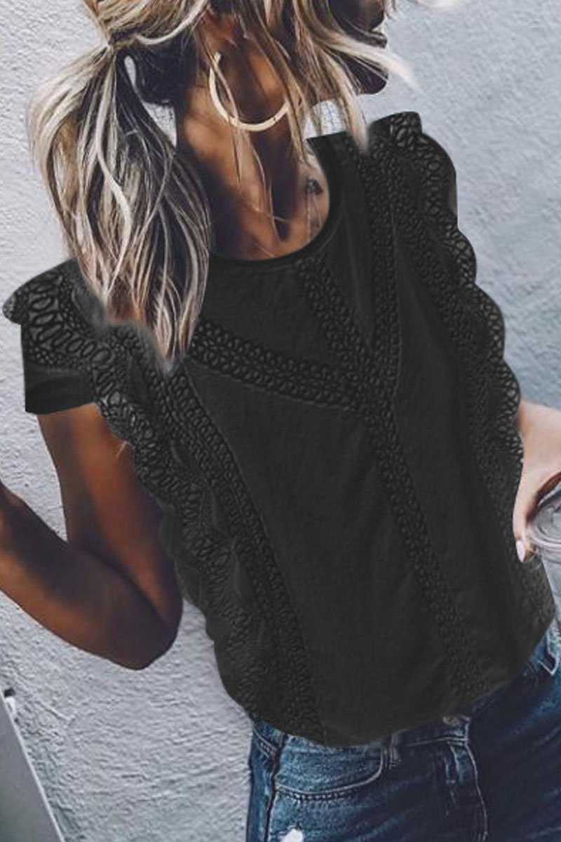 Women Black Tops