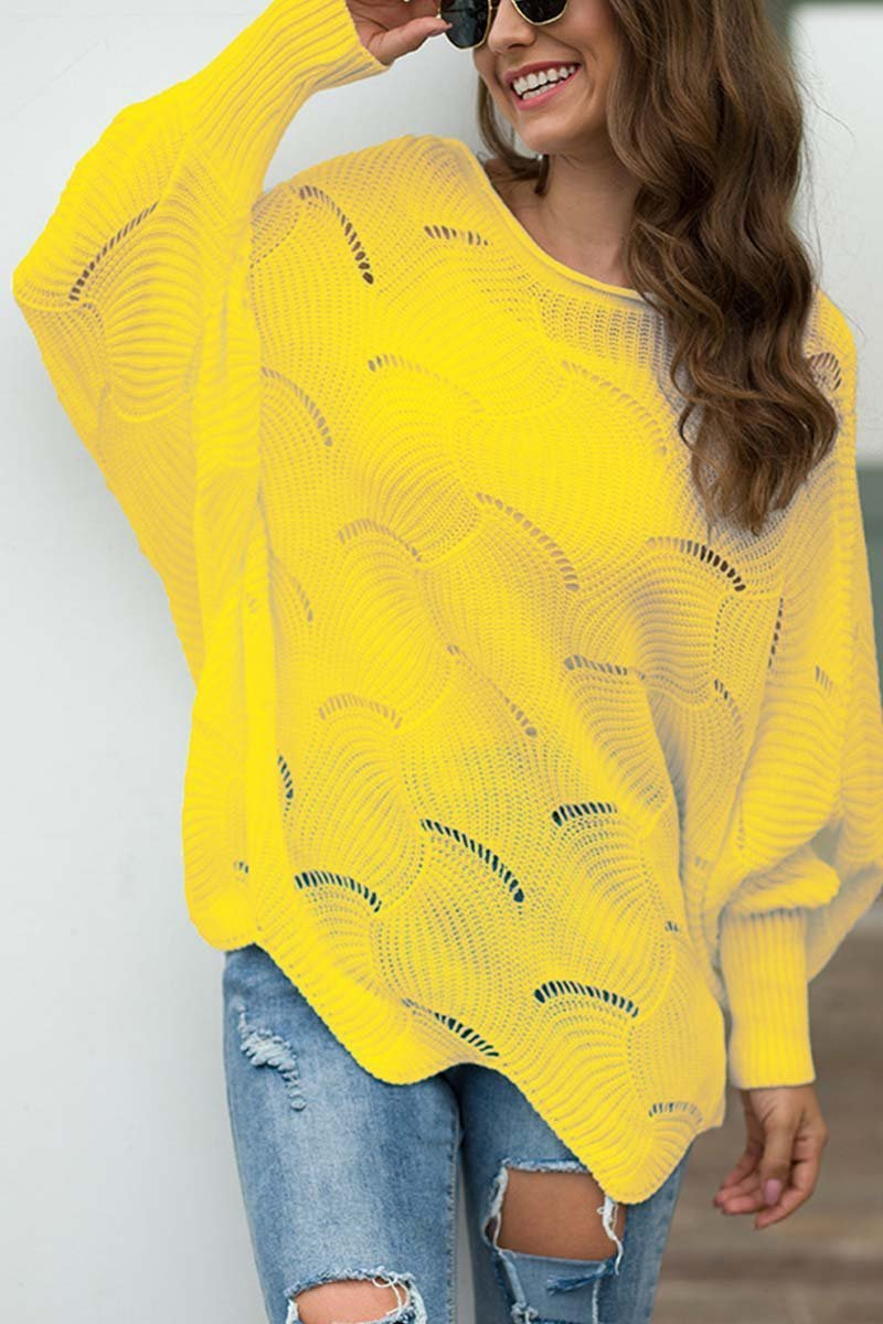 Borical Spring Casual Sweater 4 Colors