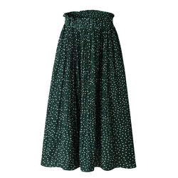 Borical Wild Polka Dot Skirt 3 Colors