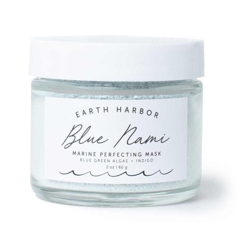 Blue Crush Clay Perfecting Mask