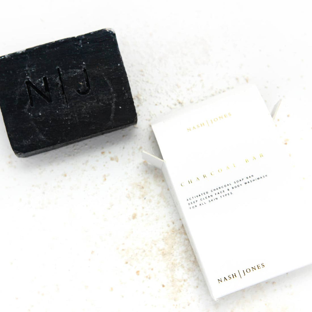 Activated Charcoal Cleansing Bar