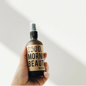 Good Morning Beautiful Essential Oil Mist