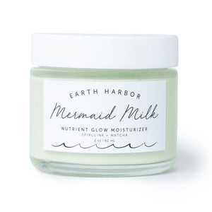 Mermaid Milk Super Food Matcha Moisturizer