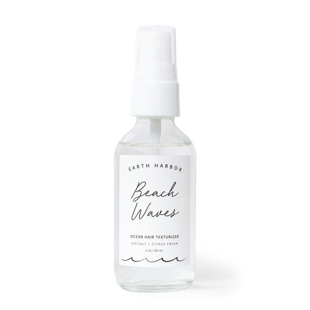 Beach Waves Sea Salt Spray